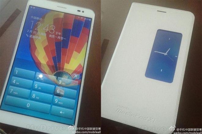 Huawei: таблет и умен часовник. Първи снимки