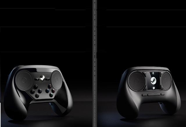 Valve показа филналния дизайн на Steam контролера