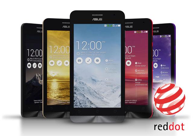 ASUS с награди Red Dot Awards 2014 за продуктов дизайн