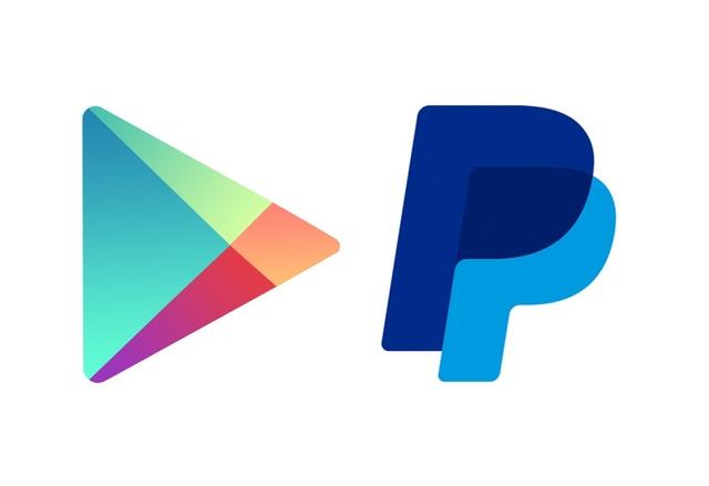 Google Play вече поддържа плащане с PayPal