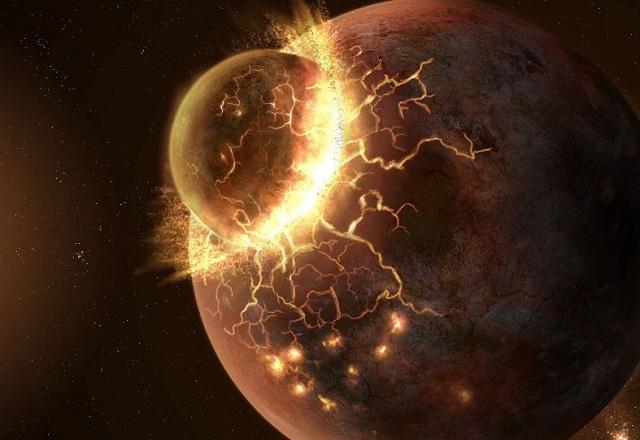 Лунни камъни разказват за произхода на естествения ни спътник