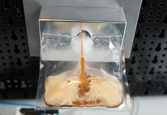 ISSpresso е машина за приготвяне на еспресо в Космоса