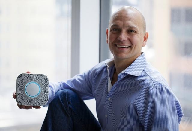 Тони Фадел вече ръководи хардуерната дивизия в Google