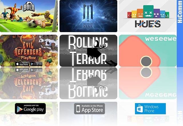 Най-интересните смартфон игри на седмицата, юли 2014 №1. Победител Hues