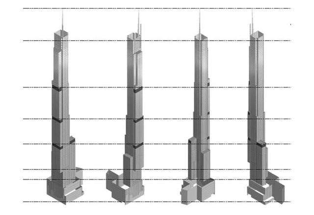 В Ню Йорк се строи най-високата жилищна сграда в света