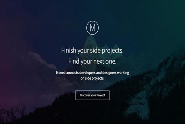 Meeet - нова общност за дизайнери и разработчици