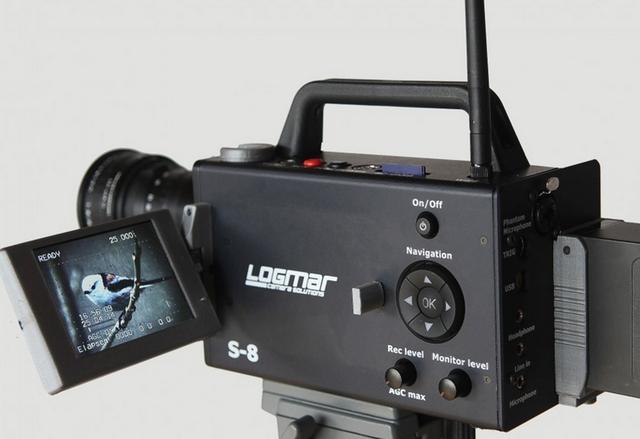 Първата Super 8 камера, произведена от 30 години насам