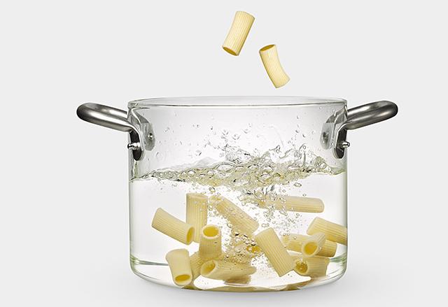 Glass Pot ще ви позволи буквално да видите как се приготвят ястията ви