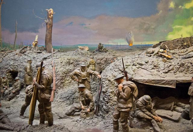 Военните иновации от Първата световна война