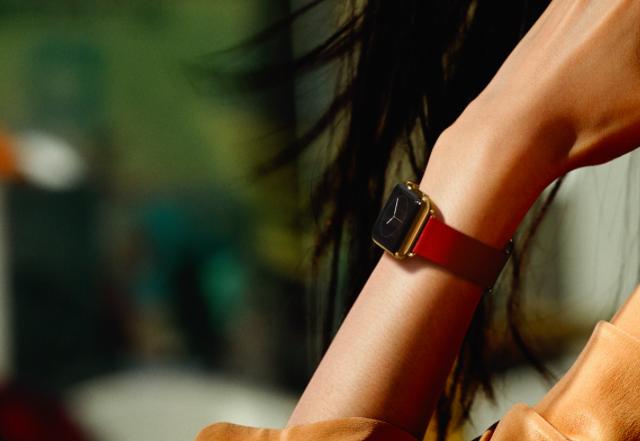 Apple Watch се появи на корицата на китайския Vogue