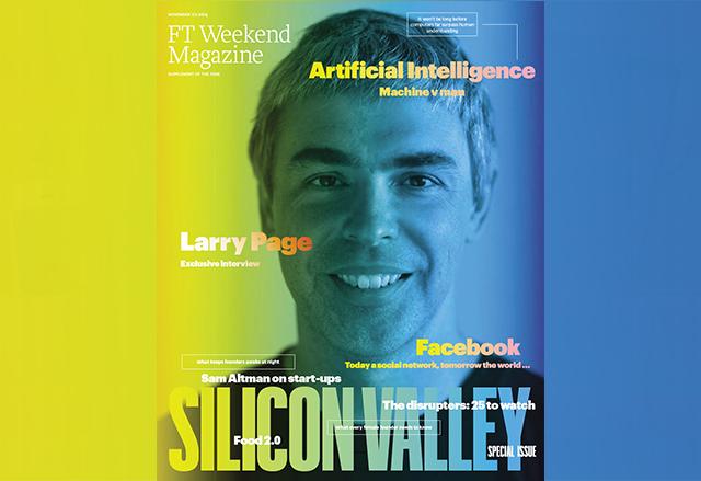 Лари Пейдж говори за миналото, настоящето и бъдещето на Google в интервю за FT