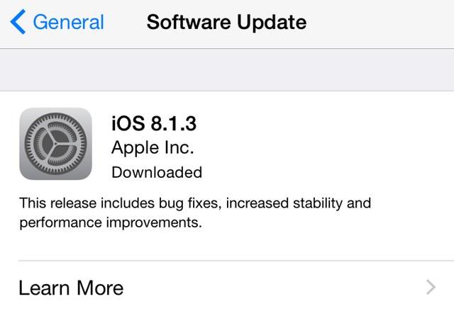 Излязоха iOS 8.1.3 и OS X Yosemite 10.10.2