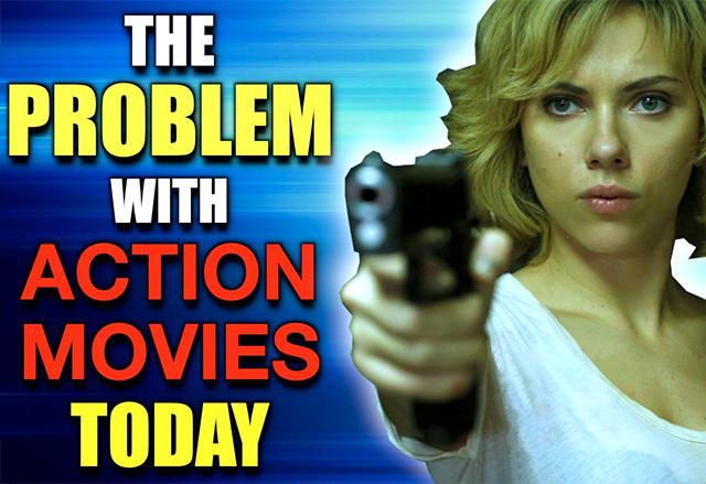 Ето защо съвременните екшън филми не струват