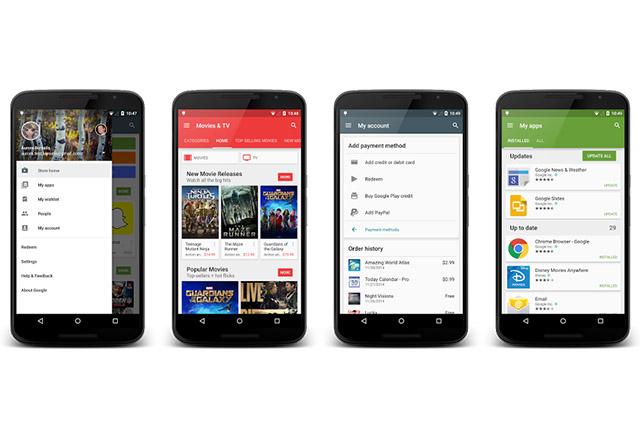 Регистрация и търговия с приложения в Play Store за 12 нови държави