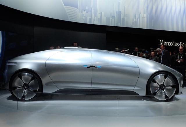 Автономните коли са неизбежни