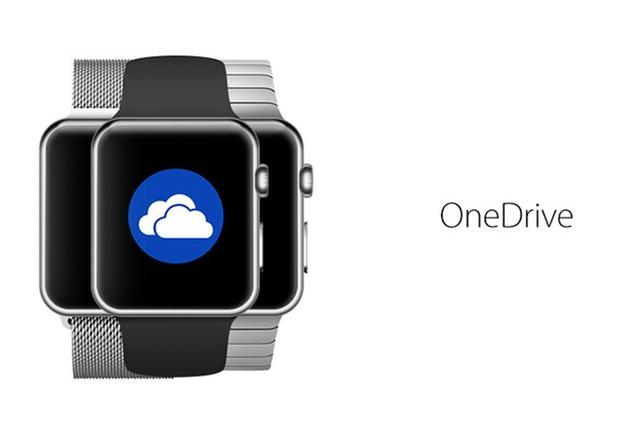 OneDrive за iOS вече работи с Apple Watch