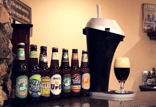 Fizzics подобрява вкуса на всяка евтина бира