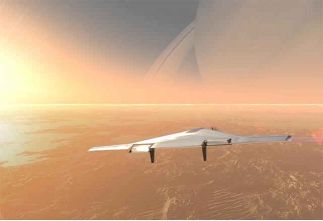 Надувамият космически кораб, предназначен за Венера, ще стане реалност
