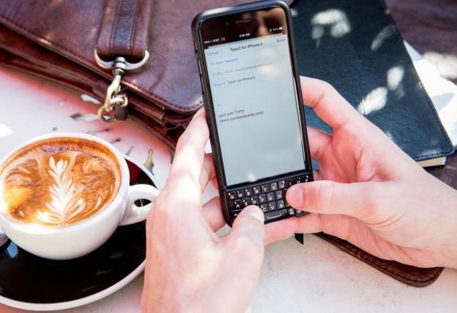BlackBerry окончателно спечели делото срещу Typo