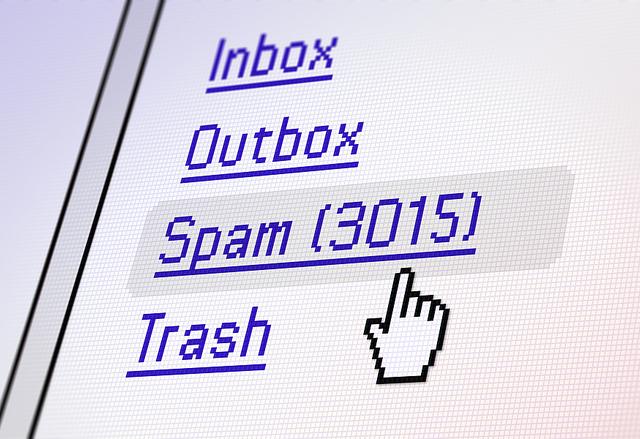 За първи път от 12 години под 50% от изпратените мейли са спам