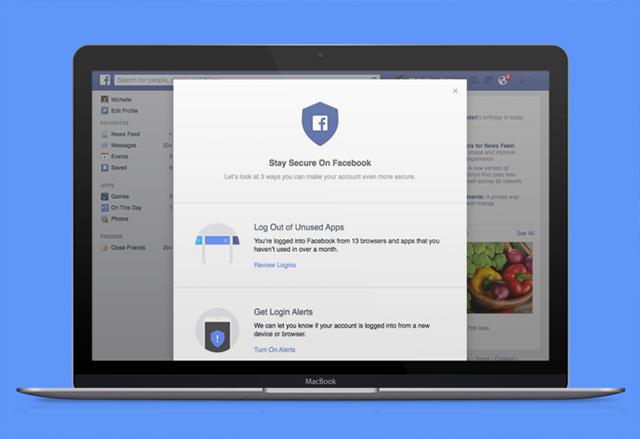 Facebook представи нов инструмент за сигурност, наречен Security Checkup