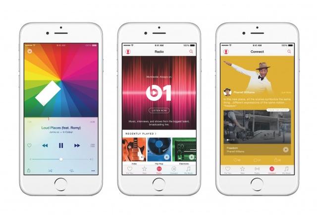 Apple Music губи потребители бързо, Apple отрича