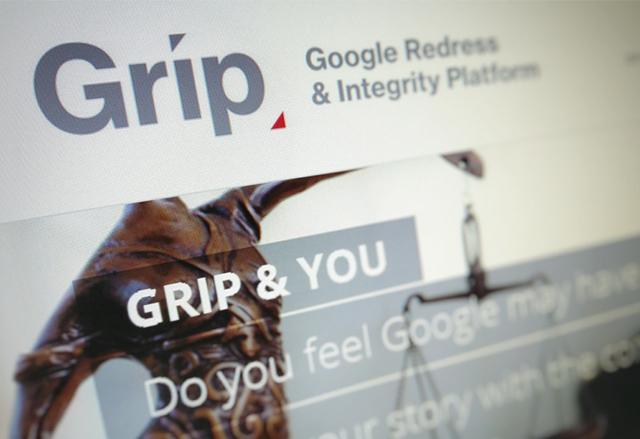 GRIP е най-новата и многостранна правна кампания срещу Google в Европа