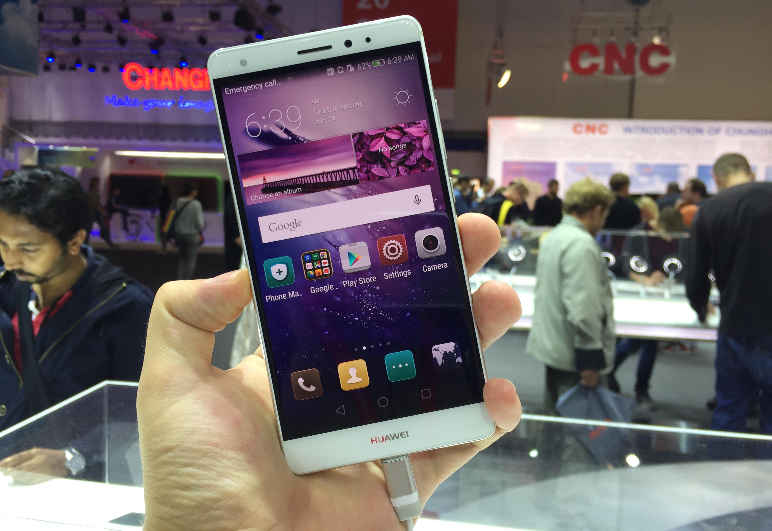IFA 2015: първи впечатления от новите устройства на Huawei