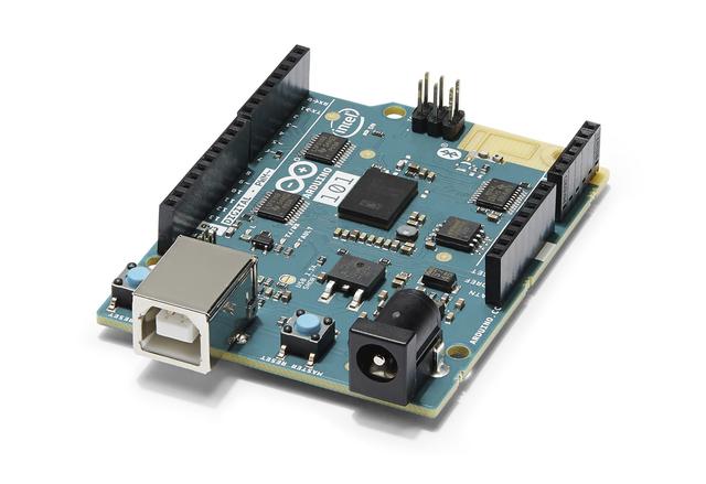 Arduino 101 е първият продукт с чип Intel Curie