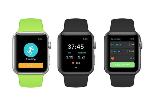 Runkeeper за Apple Watch вече работи без iPhone