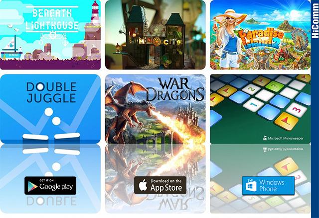 Смартфон игри на седмицата, ноември 2015, част 1