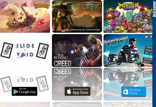 Смартфон игри на седмицата, декември 2015, част 1