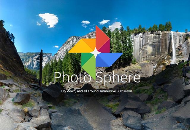 Вече можем да разглеждаме 360-градусови панорами в уеб версията на Google Photos
