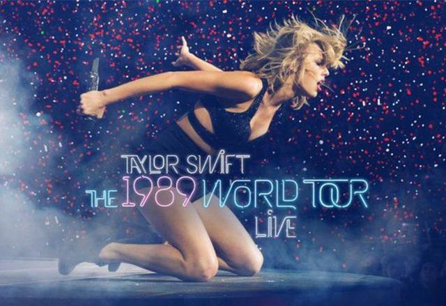 The 1989 World Tour на Тейлър Суифт вече е наличен за стриймване в Apple Music