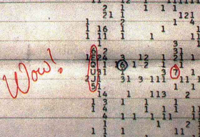 Разгадаха произхода на извънземния сигнал, наречен WOW