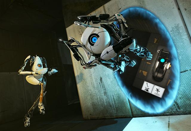 Valve пренася Portal във виртуалното пространство с VR експеримент, наречен The Lab