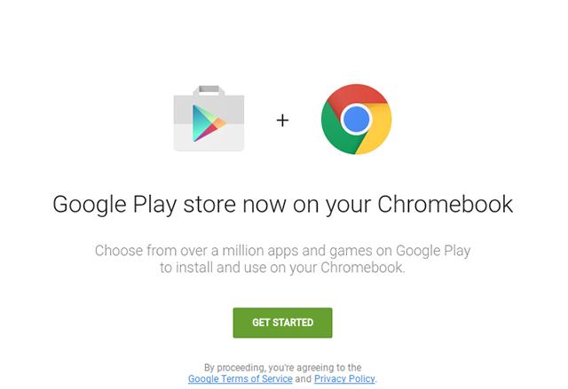 Скоро ще можете да инсталирате Android приложения на своя Chromebook лаптоп
