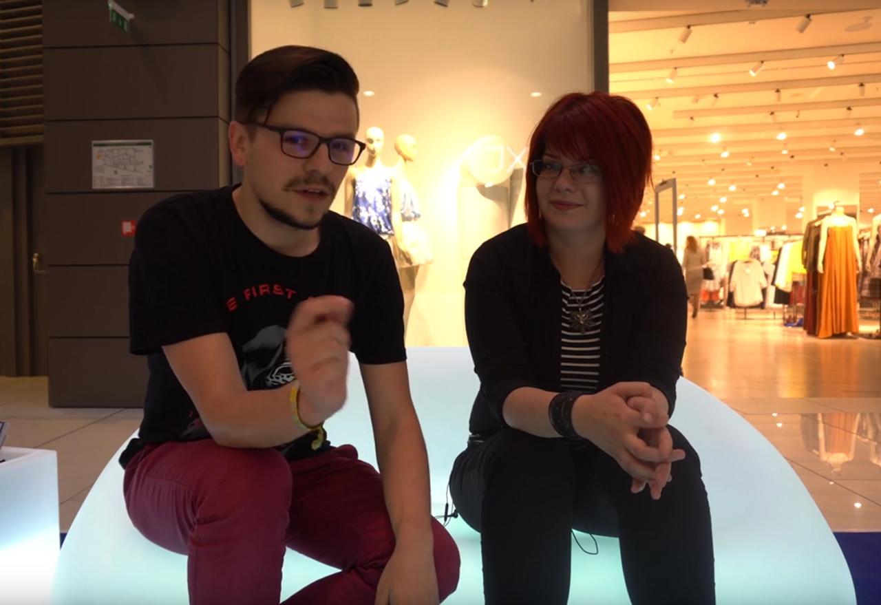 Рубриката Social Experiment започва с гейминг предизвикателство