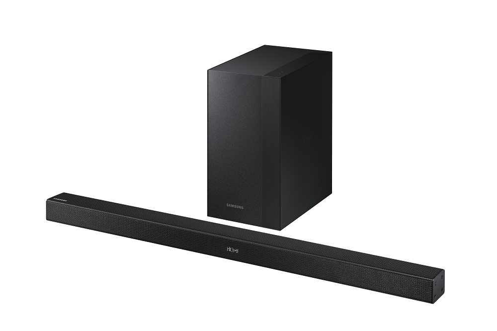 Samsung HW-K450: подходящият звук за съвременния телевизор