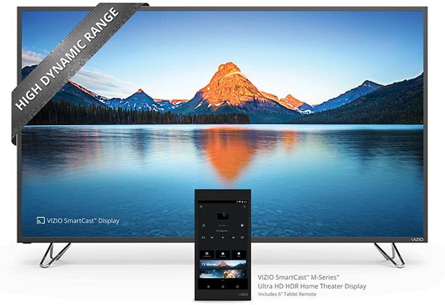 Със софтуерна актуализация Vizio добавя HDR възможности за своите телевизори