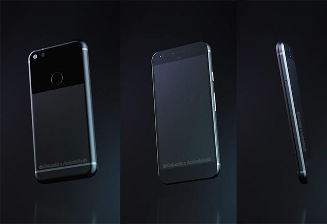 OnLeaks пусна 360-градусово видео на смартфона Google Pixel Sailfish
