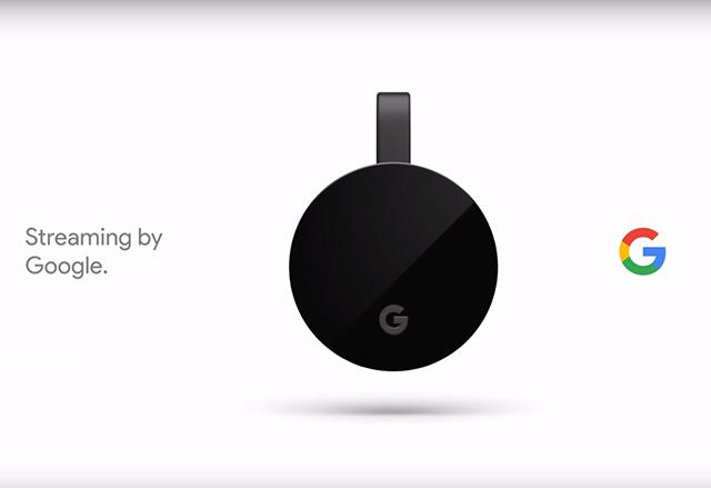 Google официално представи Chromecast Ultra с 4K възможности и HDR поддръжка