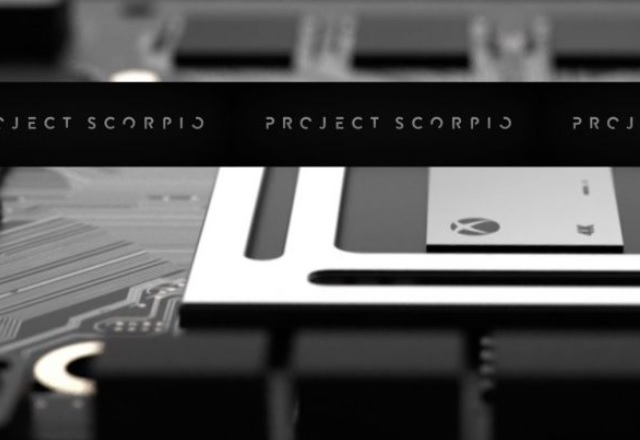 Само XBOX One Scorpio ще осигурява висококачествени 4К и VR, припомня Microsoft