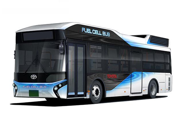 Toyota ще пусне водородни автобуси в Токио преди Олимпиадата през 2020 г.