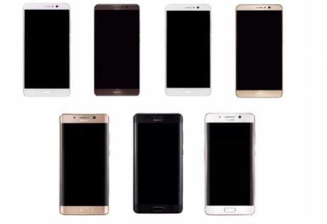 Huawei Mate 9 Pro ще има двойно извит 5.9-инчов дисплей
