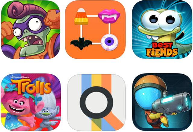 Смартфон игри на седмицата, октомври 2016, част 4