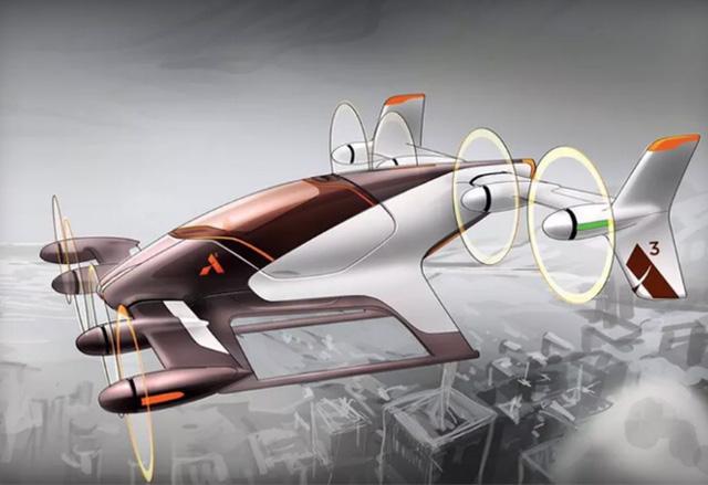 Airbus разкри свой проект за самоуправляващ се едноместен самолет