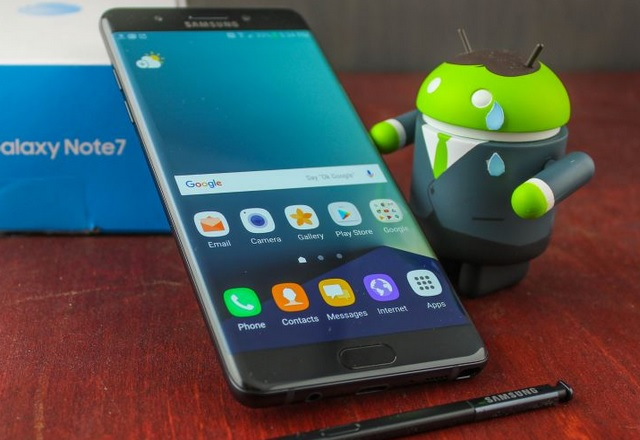 Една трета от европейците все още не са върнали своите Galaxy Note 7