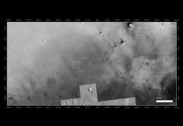 Компютърна грешка може да е довела до падането на Schiaparelli на Марс