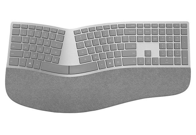 Microsoft представи ново поколение Surface аксесоари - ергономична клавиатура и мишка